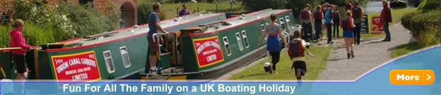 The British Holidays Booking Office | Home of the #ukstaycation | UK Boating Holidays